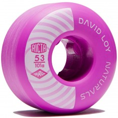 Ricta Loy Pro Naturals 101a Skateboard Wheels - 53mm