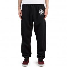 Santa Cruz Opus Dot Sweatpant - Black