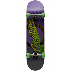 Creature Horror City Skateboard Complete - 7.9