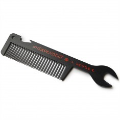 Independent Jessee Man Club Comb Accessories - Nickel