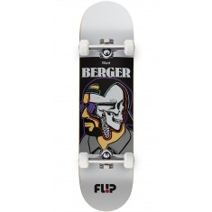 Flip Berger Every Which Way Pro Skateboard Complete - 8.04