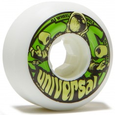 OJ Universal Space Universals 101a Skateboard Wheels - 55mm