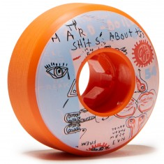 OJ Childress Hard Boiled 101a Skateboard Wheels - 54mm