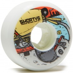 OJ Shortys 99a Skateboard Wheels - 57mm
