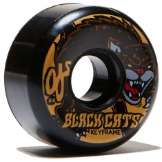 OJ Black Cats Keyframe 87a Skateboard Wheels - 58mm