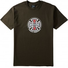 Independent Truck Co. T-Shirt - Dark Chocolate