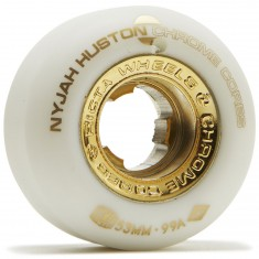 Ricta Nyjah Huston Chrome Core 99a Skateboard Wheels - 53mm