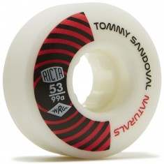 Ricta Tommy Sandoval Pro Naturals 99a Skateboard Wheels - 53mm