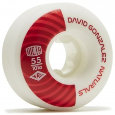 Ricta David Gonzalez Pro Naturals 101a Skateboard Wheels - 55mm