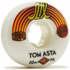 Ricta Tom Asta SC SLIX 99a Skateboard Wheels - 52mm