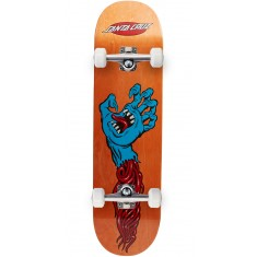 Santa Cruz Phillips Hand Hard Rock Maple Skateboard Complete - 8.375