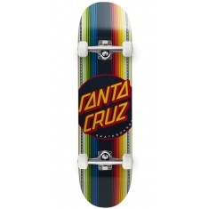 Santa Cruz Jorongo Dot Hard Rock Maple Skateboard Complete - 8.0
