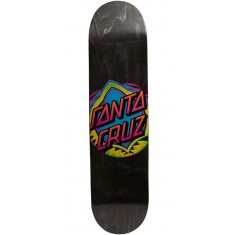 Santa Cruz Neon Dot Hard Rock Maple Skateboard Deck - 7.75