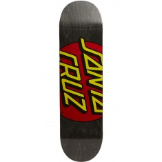 Santa Cruz Big Dot Team Skateboard Deck - 8.375