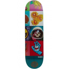 Santa Cruz Ron English POPaganda Two Team Skateboard Deck - 8.25