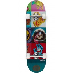 Santa Cruz Ron English POPaganda Two Team Skateboard Complete - 8.25