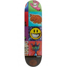 Santa Cruz Ron English POPaganda One Team Skateboard Deck - 8.0