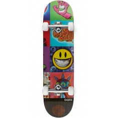 Santa Cruz Ron English POPaganda One Team Skateboard Complete - 8.0