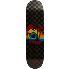 Santa Cruz Borden Sunset Pro Skateboard Deck - 8.0
