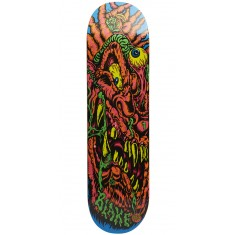 Santa Cruz Johnson MonsTULAR Pro Skateboard Deck - 8.375
