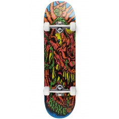 Santa Cruz Johnson MonsTULAR Pro Skateboard Complete - 8.375
