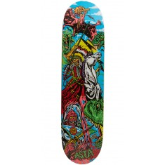 Santa Cruz Asta True Story Pro Skateboard Deck - 8.0