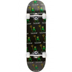 Creature Beezlebub Hard Rock Maple Skateboard Complete - 8.375