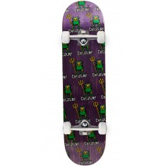 Creature Beezlebub Hard Rock Maple Skateboard Complete - 8.0