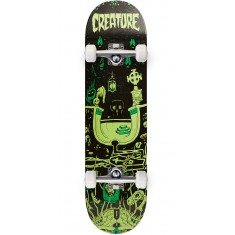 Creature Evil Roots Team Skateboard Complete - 8.25