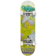 Creature Reyes Not Real Pro Skateboard Complete - 8.25