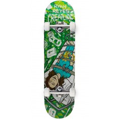 Creature Reyes Psych Ward Pro Skateboard Complete - 8.0