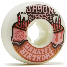 OJ Jessee Unhappy Birthday Insaneathane 101a Skateboard Wheels - 55mm