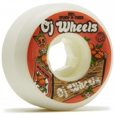 OJ Orange Box Insaneathane Hardline 101a Skateboard Wheels - 55mm