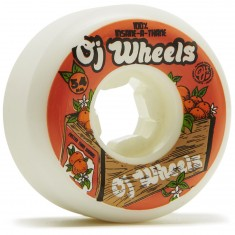 OJ Orange Box Insaneathane Hardline 101a Skateboard Wheels - 54mm