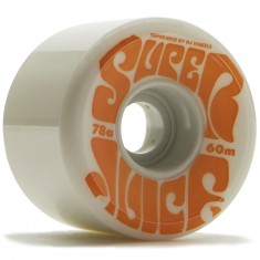 OJ Super Juice White 78a Skateboard Wheels - 60mm