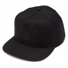 Creature Skateboards Arachnid Snapback Hat - Black
