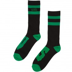 Creature Skateboards CSFU Socks - Black