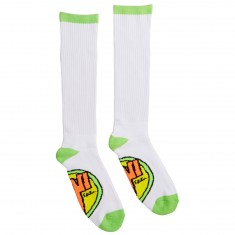 OJ Wheels OJ Elite Socks - White