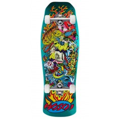Santa Cruz Hosoi Collage Skateboard Complete - 10""