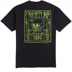 Creature Skateboards Hesh Prayer T-Shirt - Black