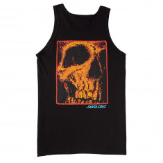 Santa Cruz Street Creep Redux Tank Top - Black