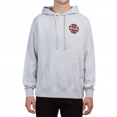 Independent 2 Color TC Hoodie - Grey Heather