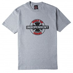 Independent Skateboard Trucks 95 BTG Ring T-Shirt - Athletic Heather