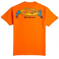 OJ Wheels OJIII Stretch Your Limits T-Shirt - Orange