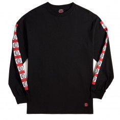 Independent Banner Long Sleeve T-Shirt - Black