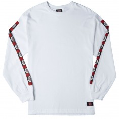 Independent Banner Long Sleeve T-Shirt - White