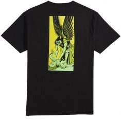 Creature Skateboards Angel Of Death T-Shirt - Black