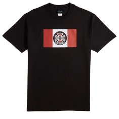 Independent Skateboard Trucks Banner T-Shirt - Black