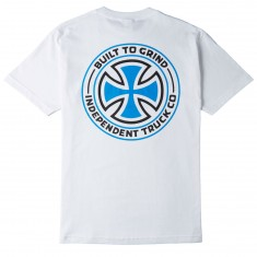 Independent Skateboard Trucks BTGC T-Shirt - White