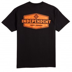 Independent Skateboard Trucks Industry T-Shirt - Black